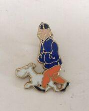 Pin's Tintin Le Lotus bleu ETAT NEUF