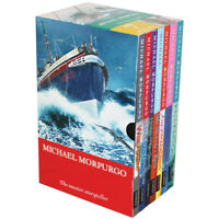 Michael Morpurgo 7 Books Collection Box Set, War Horse,Kensuke's Kingdom