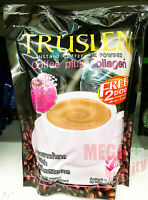 TRUSLEN Instant Slimming Coffee Plus Collagen Drink Weight Loss Diet 15 x 16g.