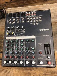 Yamaha MG82CX Mixer, Tested,, yamaha mixer, Very Good Condition