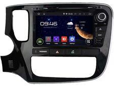 AUTORADIO DVD/GPS/NAVI/DAB*/RADIO/ANDROID 5.1 MITSUBISHI OUTLANDER 2015 A7086