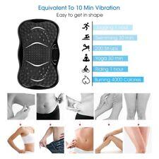 Crazy Fit Oscillating Vibration Power Massage Fitness Plate Body Shaker