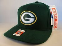 Green Bay Packers NFL Vintage Fitted Hat Cap Size 7 3/8 American Needle