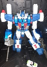Transformers Platinum Edition Autobot Heroes Leader Class Ultra Magnus complete