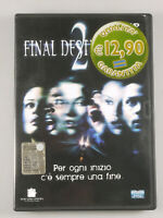 "PRL) DVD VIDEO ""FINAL DESTINATION 2"" 860938ENDQ EAGLE PICTURES FILM MOVIE CINEMA"