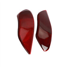 A Pair of (Left + Right)Rear Bumper Reflector Red For Porsche Cayenne 2011-2014