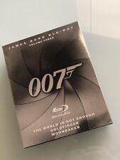 James Bond Blu-Ray Collection - Vol. 3 (Blu-ray Disc, 2008, 3-Disc Set,...