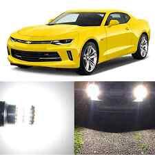 Alla Lighting Back-Up Reverse Light 921K White LED Bulbs for 14~15 Chevy Camaro