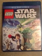 Lego Star Wars The Padawan Menace Bluray Disc