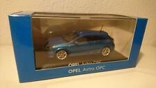 OPEL ASTRA OPC -1:43 - NEU in OVP - Modellauto- ardenblaumetallic