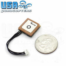Micro Mini GPS Satellite Module UBlox UB7F UBX-G7020-KT 18x18mm 4 Grams