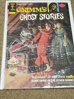 GRIMM'S GHOST STORIES #18 WHITMAN COMICS 1974