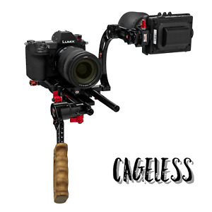 ACT Cageless Recoil - Shoulder rig for DSLR or Mirrorless Cameras