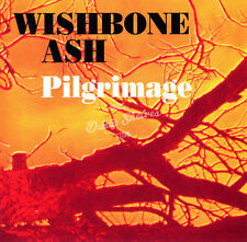 WISHBONE ASH PILGRIMAGE CD in Jewel Case Bonus Track Booklet New Martin Turner
