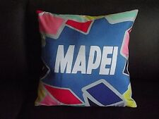 Team Mapei cycling cushion cover super record colnago c40