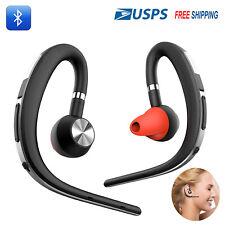 Wireless Earphone Bluetooth Headset Handsfree Call w/Microphone For iPhone 11 Se