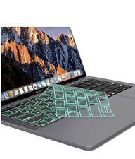 Pro Keyboard Cover For MacBook Pro Touch Bar 13