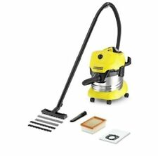 Karcher - Aspirateur eau et poussière 20L 1000W - WD 4 Premium neuf