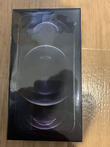 iPhone 12 Pro 128GB (GRAPHITE) BRAND NEW SEALED (UNLOCKED)