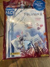 Panini Disney Frozen 2 Trading Cards Starter Pack Brand new