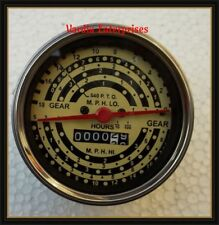 Minneapolis Moline New Replacement Tachometer  Tractor
