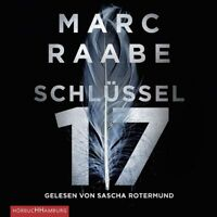 MARC RAABE: SCHLÜSSEL 17 - ROTERMUND,SASCHA HÖRBUCH HAMBURG 2 CD-ROM NEW