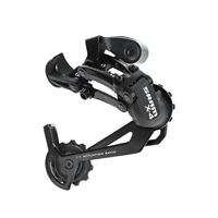 New SRAM X4 Mountain Bike 7/8-Speed Rear Derailleur Long Cage Black