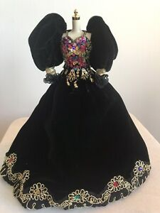 Barbie Jeweled Splendor Outfit