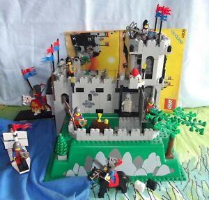 LEGO 6081 Ritterburg King's Mountain Fortress Castle Spukschloss Knights 6017 BA
