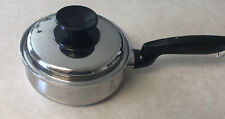 Permanent 5 Ply Stainless Steel 1qt Sauce Pan