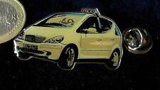 Mercedes Benz daimler chrysler pin badge MB a clase taxi