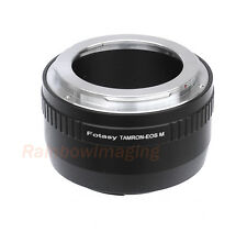 Tamron Adaptall II Lens to CANON EOS M EF-M Camera M M2 M3 M10 Adapter