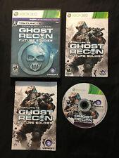 Tom Clancy's Ghost Recon Future Soldier (Signature) — Complete! (Xbox 360, 2012)