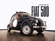 Fiat 500 1970 30ps Faltdach Sportsitze