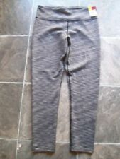Grey Medium Activewear Bottoms for Women