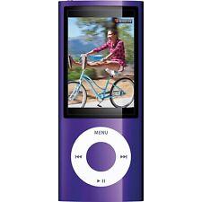 Apple iPod Nano 5th Generation 8 Gb Purple