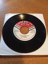 TUFF BAND Tell It Like It Is/Potatoes 45 Boogie Electro Rap Funk Rare VG+
