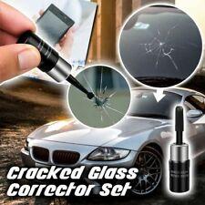 Car Window Glass Crack Chip Repair Tool Automotive Glass Nano Fluid Windscreen