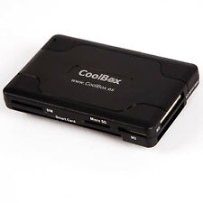 Multilector de tarjetas externo Coolbox Cre065 DNIe Sim