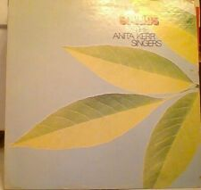 ANITA KERR SINGERS - 4 RECORD LOT - FREE SHIPPING - SEE DESCRIPTION