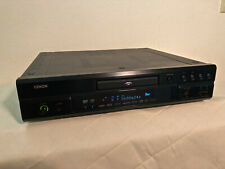 Vintage Denon DVD-2930CI DVD player with remote in very good condition - bundle