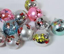 12 Boules de Noël Disney vintage