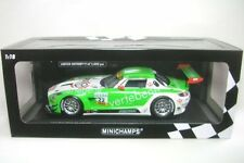 "2011 Mercedes-Benz SLS AMG GT3 ""#22 MS Racing"" Minichamps 151113102"