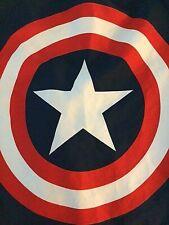 Marvel Comics Captain American Mens Red White and Blue  Short Men's size 38