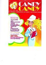 CANDY CANDY n. 141 contiene inserto fustellato LADY OSCAR n. 37   FABBRI