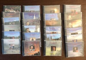 24 GEORGE BEVERLY SHEA ULTIMATE COLLECTION NEW SET UNSEALED CDS w/CASE!!