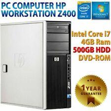 Desktop PC HP HP Z400