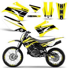 Yamaha TTR125 TTR 125 Dirt Bike Graphic Kit Stickers MX Wrap Decals 08-16 HURR Y