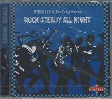 BYRON LEE & THE DRAGONAIRES - ROCK STEADY ALL NIGHT (still sealed cd) - CDGR 258
