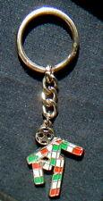 1990 Italy Bertoni Italia 90 CIAO soccer football World Cup metal keyring C)